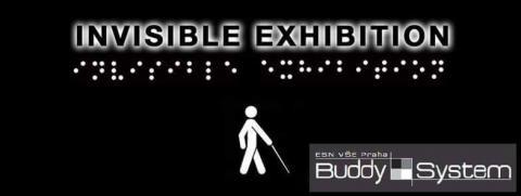 Invisible Exhibition cover