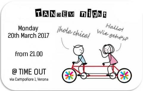 Tandem night EAW edition - blind tandem