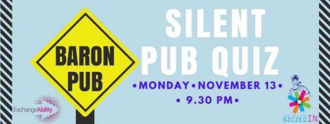 Silent Pub Quiz