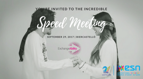ExchangeAbility Speed Meeting