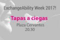 Tapas a ciegas with ESN Alcala